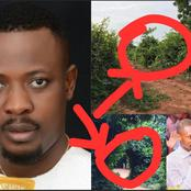 Nigel Gaisie Narrates His Encounter With One Of His Son At Achimota Forest 10 Years Ago (Details)