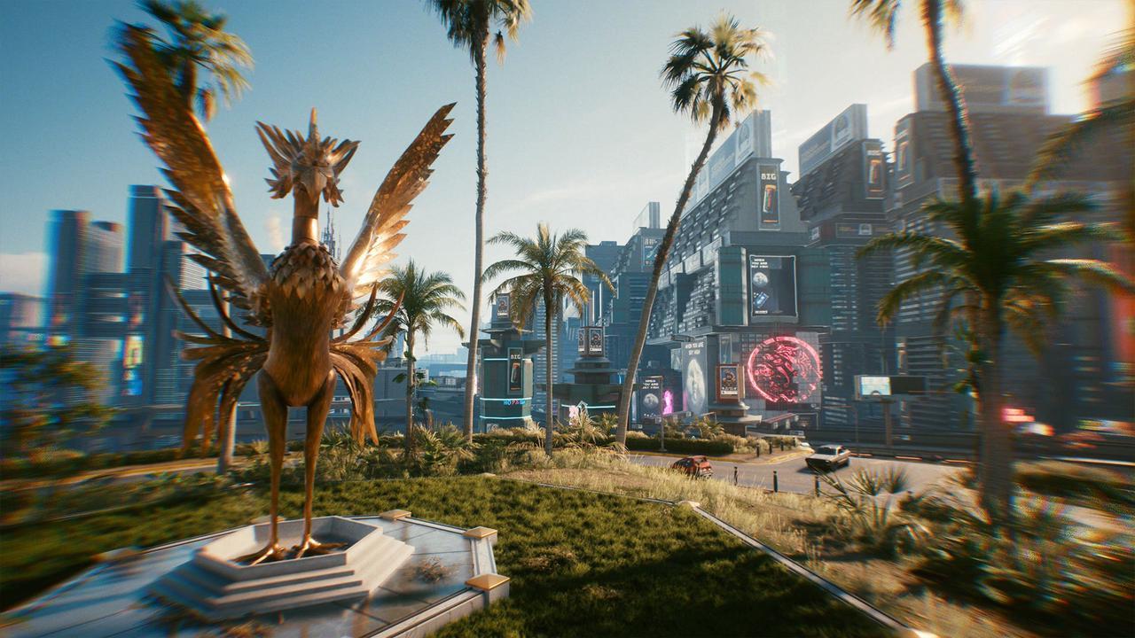 Les DLCs de Cyberpunk 2077 seront révélés après son lancement