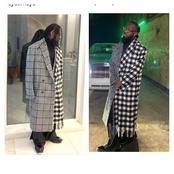Mixed Reactions Trail This Timaya's Outfit