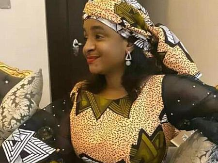 Kannywood: How Amina Amal Learnt English Language In 6 Months