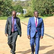 What Dp Ruto Has Promised Artists, Musicians and Comedians From The Riftvalley