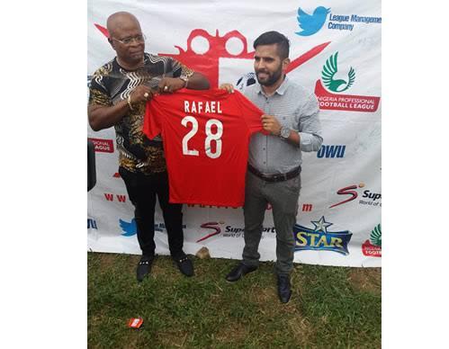 Brazilian Coach returns to Nigeria