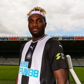 Newcastle Player, Saint Maximin Replies A Troll Who Called Him An Overrated Player