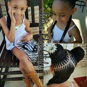 Mothers, try this beautiful hairstyles for your beautiful little angels