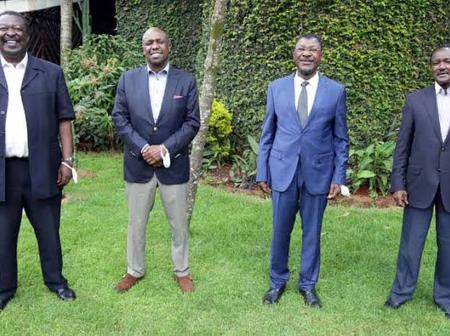 Big Blow to ODM After Wiper, FORD Kenya And KANU Make The Following Declaration