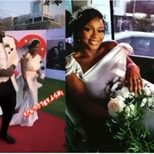 Reactions as Nigerian music artiste, Hypeman Shody marries his baby mama after giving him 2 kids