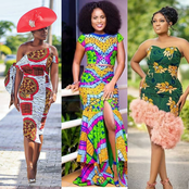Ladies, Checkout These Latest Ankara Styles You Can Choose From For Your Nest Occasion