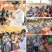 Voici la démonstration de force de Touré Mamadou chez lui à Daloa qui perturbe l'opposition