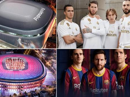 The Top 20 Richest Teams In World Football In 2021