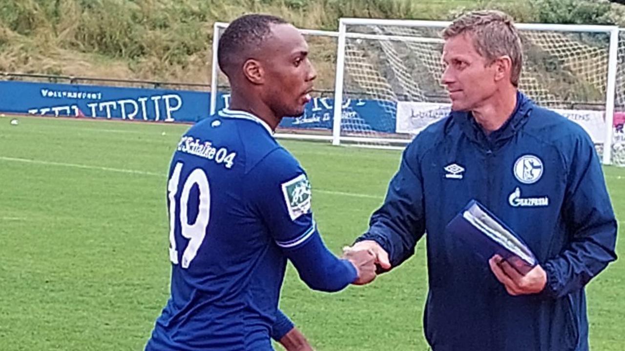 Schalke 04: Fröhling testet nächsten Stürmer