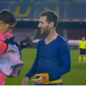 Elche Goalkeeper: Having Messi's Shirt is like Winning a Trophy