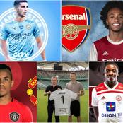 Latest Done Deals And Transfer Update Involving Willian, Chelsea, Man U And Man City
