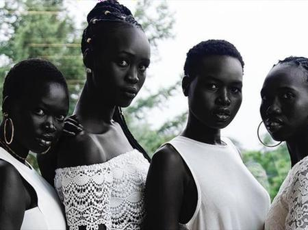 The African Country With The Darkest Skin In The World