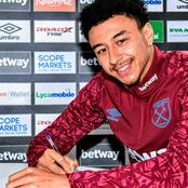 The agreement on Jesse Lingard's deal if West Ham qualifies for Europe