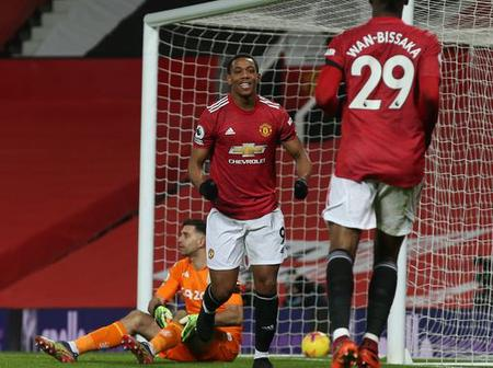 Manchester United secure 2-1 victory over Aston Villa to begin new year