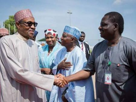 Check out what Femi Adesina said about the claims directed at the President