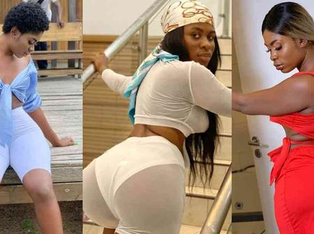 Yaa Jackson amazed her fans with stunning pictures
