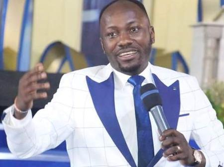 Apostle Suleiman Reveals What He Meant When He Said Covid-19 Shouldn't End