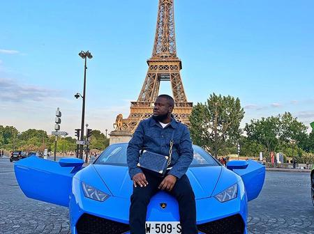 Check Out Hushpuppi's Adorable Family, Fleet of Cars, Mansion And Lavish Lifestyle
