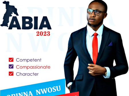 Abia State Governorship Aspirant Worries About What May Happen To Him During 2023 Election