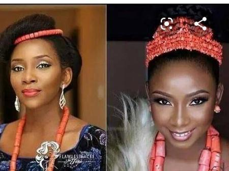 Check-Out Cute Photos Of Genevieve Nnaji & Her Beautiful Daughter Who Is Already Married