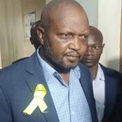 MP Moses Kuria Fined KSh 75,000 In Kiambu Courts For Violation Of Covid 19 Rules
