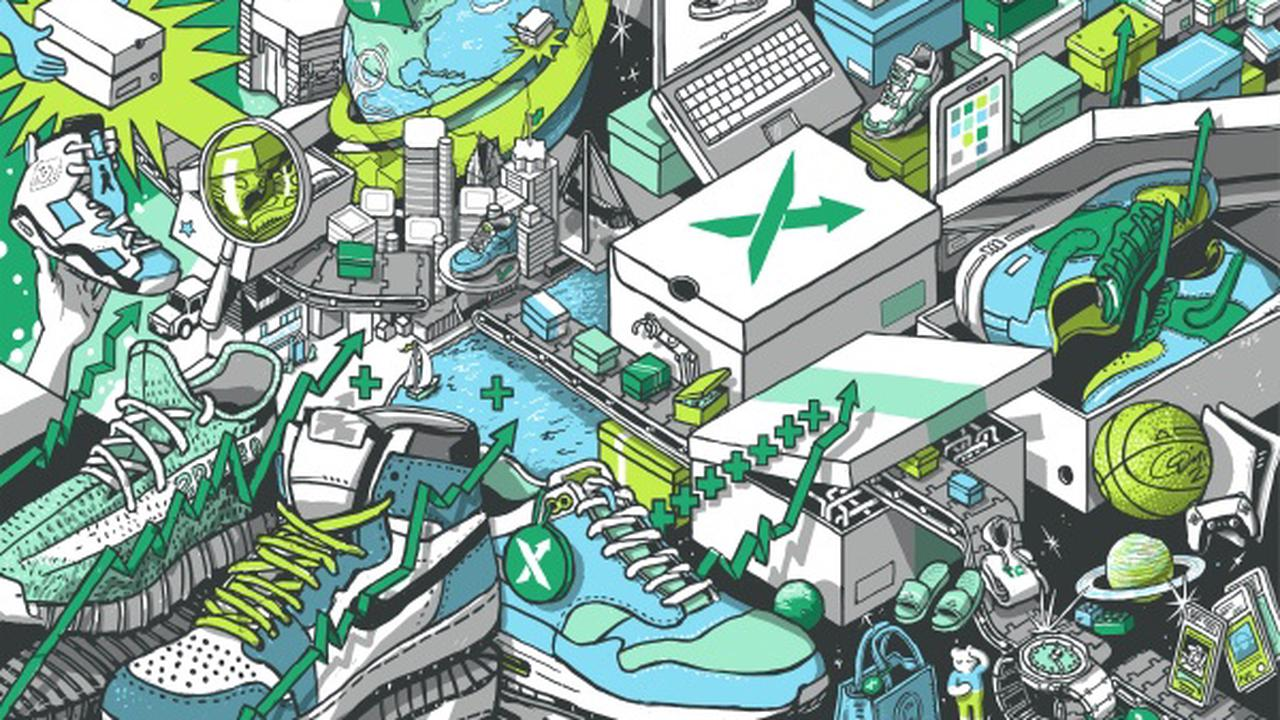 E-commerce firm StockX valued at $3.8 bln after new funding round