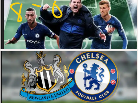 Opinion : Newcastle Could Beat Chelsea Mercilessly If Lampard Fails To Use This Formation