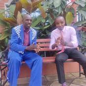 'New people New Challenge' KTN's Lofti Matambo's Post With Kisii man Embarambamba That has Gone Viral
