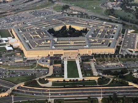 Check Out Photos of The Pentagon, The United State Military Defense Headquarter.