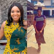 From Grass To Grace: Meet The Nollywood Actress That Hawked Bread Before Coming Into Limelight