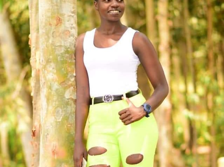 Maria: See Photos Of Grace Obuya (Mother Teresa) That are Giving Men Sleepless Nights