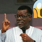 He is an agent of the devil- Pastor Mensah Otabil reveals