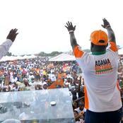 Face à la jeune Esther Aké M'bo, Adama Bictogo déroule l'artillerie lourde à Agboville