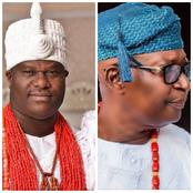 Ooni Of Ife, Adeyeye Ogunwusi's Father Celebrate His 79th Birthday Today (Photos)