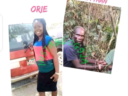 An Okada Rider Killed His Girlfriend Because She Was Texting Another Man