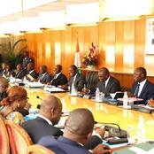 Législatives 2021: Six membres du gouvernement en grande difficulté