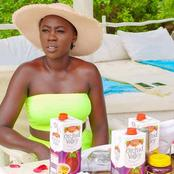 Akothee Shares Inbox Message of a Man who Confessed his Love for Her