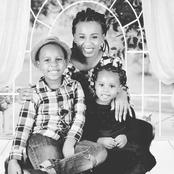 Latest Photos Of The Late Gospel Singer Kaberere's Kids As Shared By His Wife