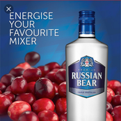 The unknown about Russian Bear Vodka