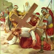 Why do Catholics pray or follow the stations of the cross