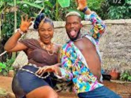 Check Out Adorable Pictures Of Broda Shaggi And Destiny Etiko Together