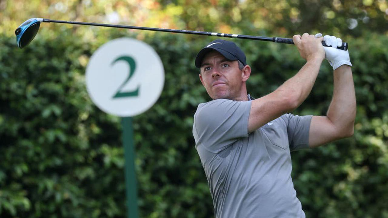 Rory McIlroy 'one simple swing' away from return to form at The Masters