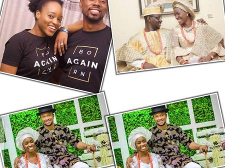 Checkout Beautiful Pictures Of True Talk Co-Host With Their Husbands.