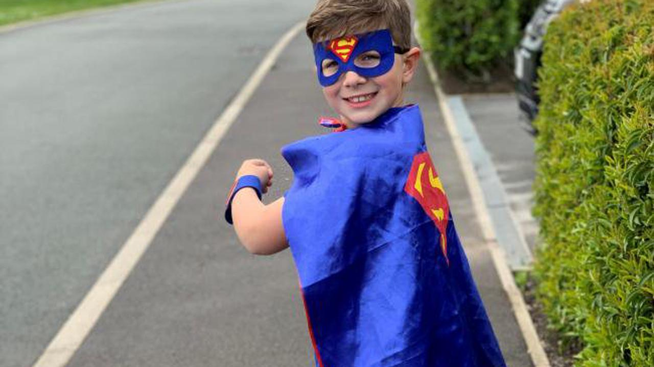 Holmes Chapel children to show off walking superpowers as part of road safety campaign