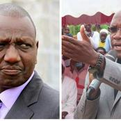 Has Bonny Khalwale Fallen Out With DP Ruto? He Is No Show In Matungu By Elections
