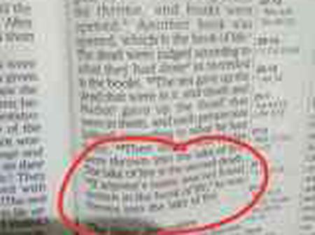 The Bible verse which sends fear among Christians and Pastors