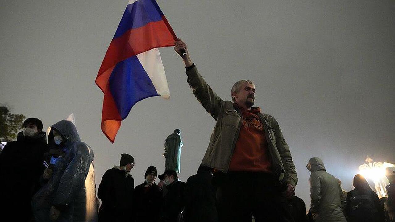 Russlands Wahlen waren nicht frei