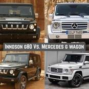 OPINION: Innoson New Beautiful Vehicles That Nigeria's President and Governors Must Start to Use