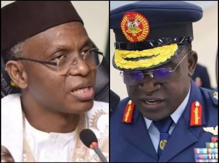 Today's Headline: El-Rufai Reveals Sponsors Of Boko Haram, NAF Missing Jet: Air Chief Gives Update